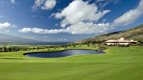 Maui's Private Membership Golf Course