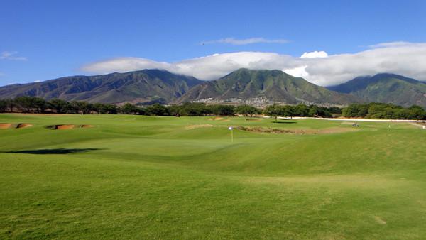 Maui Lani Links style Golf Course