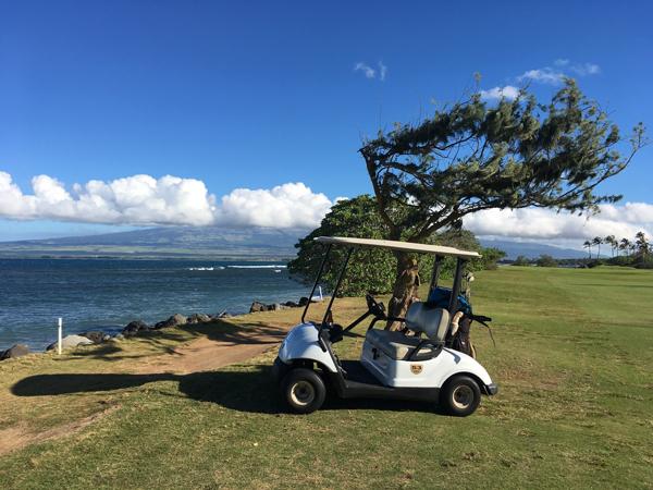 county of Maui Public Golf Courses