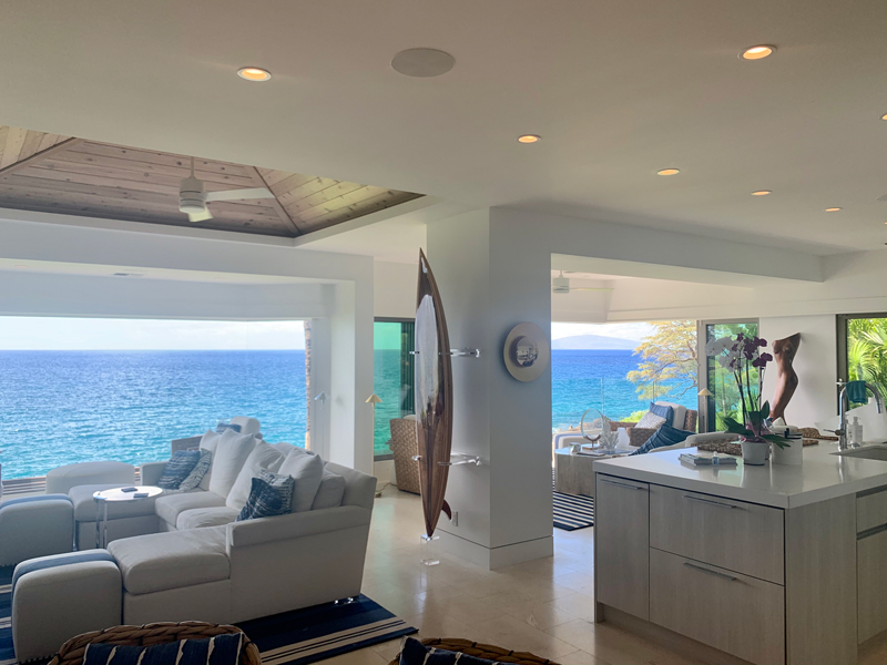 Wailea Point Photo of Living Room