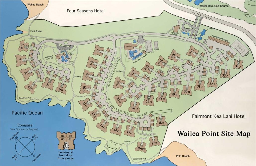 Wailea Point Village Condominiums