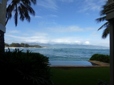 maui beachfront home