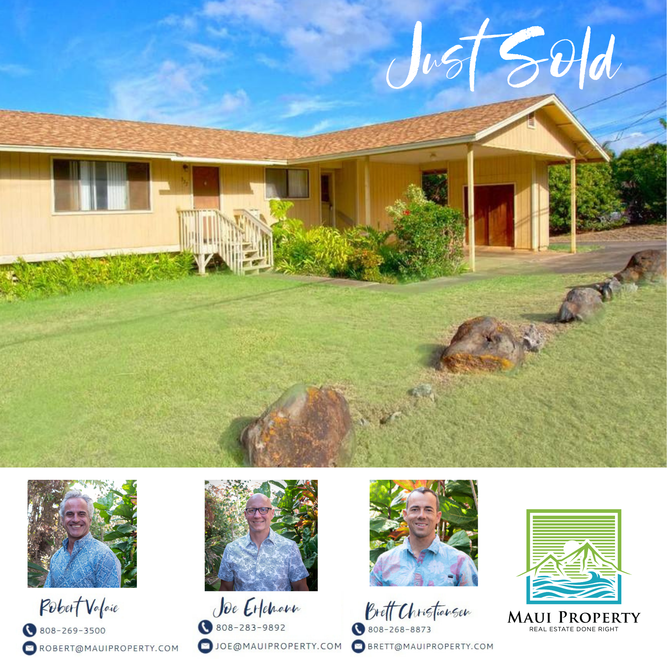 home sold in pukalani
