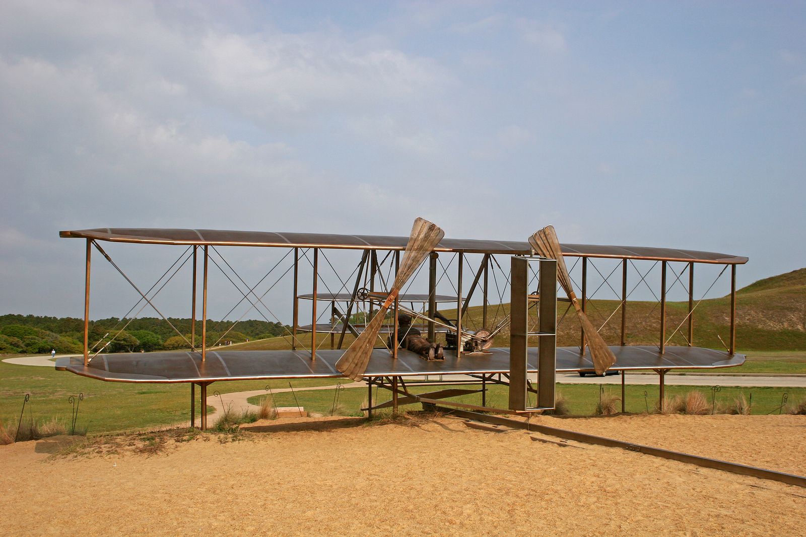 Live in Montecito and learn about the Wright brothers.