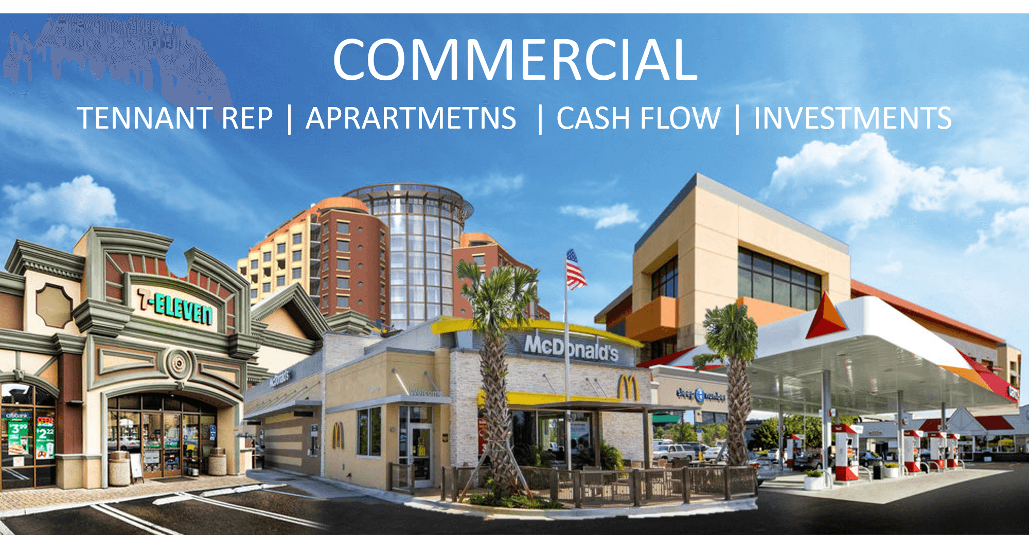 COMMERCIAL REAL ESTATE BROKER FLORIDA