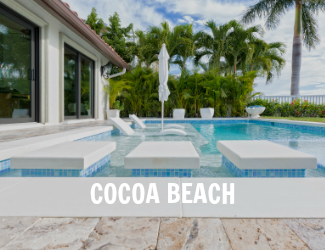 COCOA BEACH FL HOMES