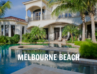 MELBOURNE BEACH FL HOMES