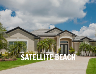 SATELLITE BEACH FL HOMES
