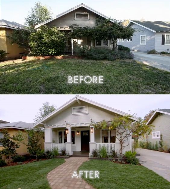 curb appeal update, maxlife realty