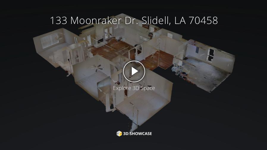 133 Moonraker Dr, Slidell, LA; $325,000