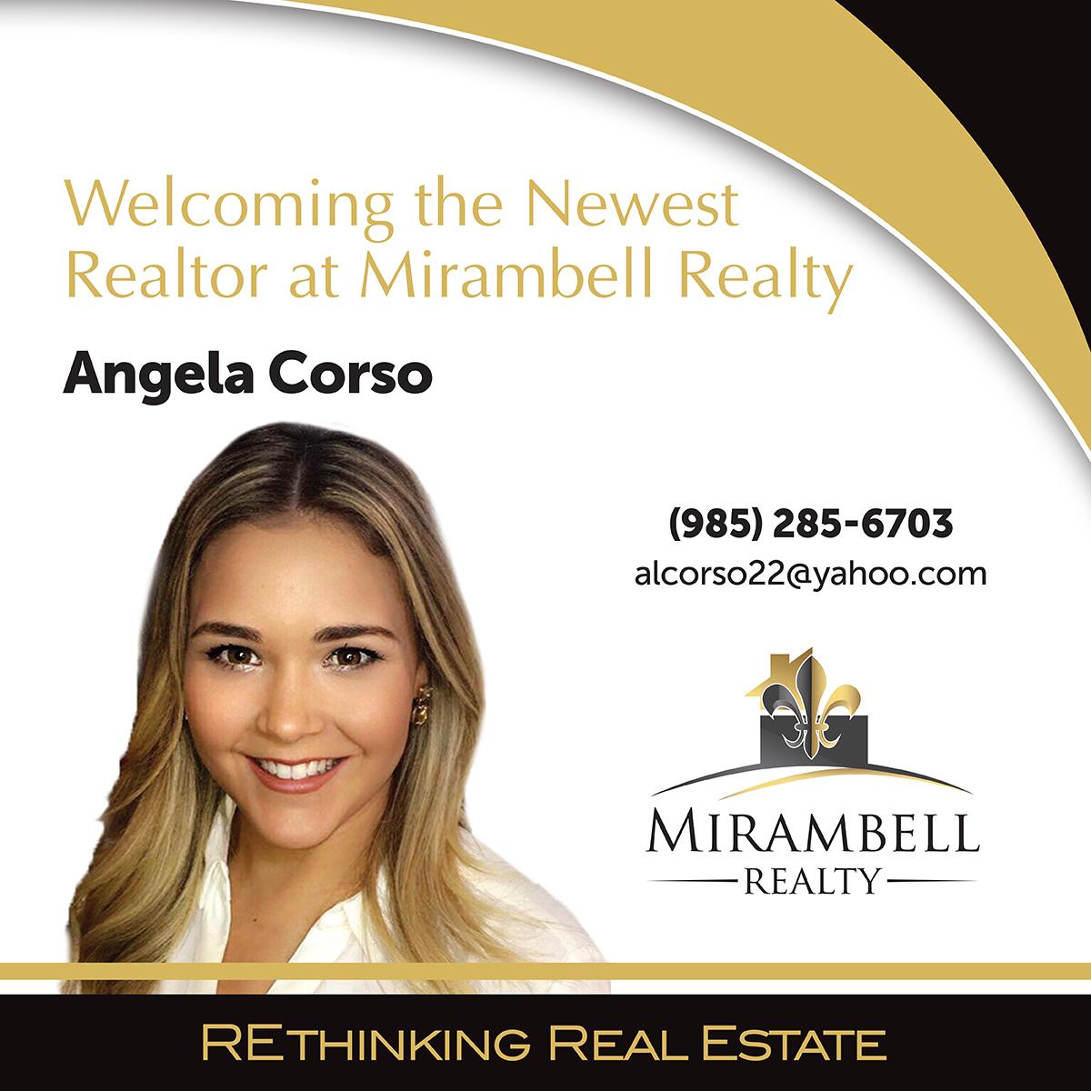 Angela Corso Mirambell Realty