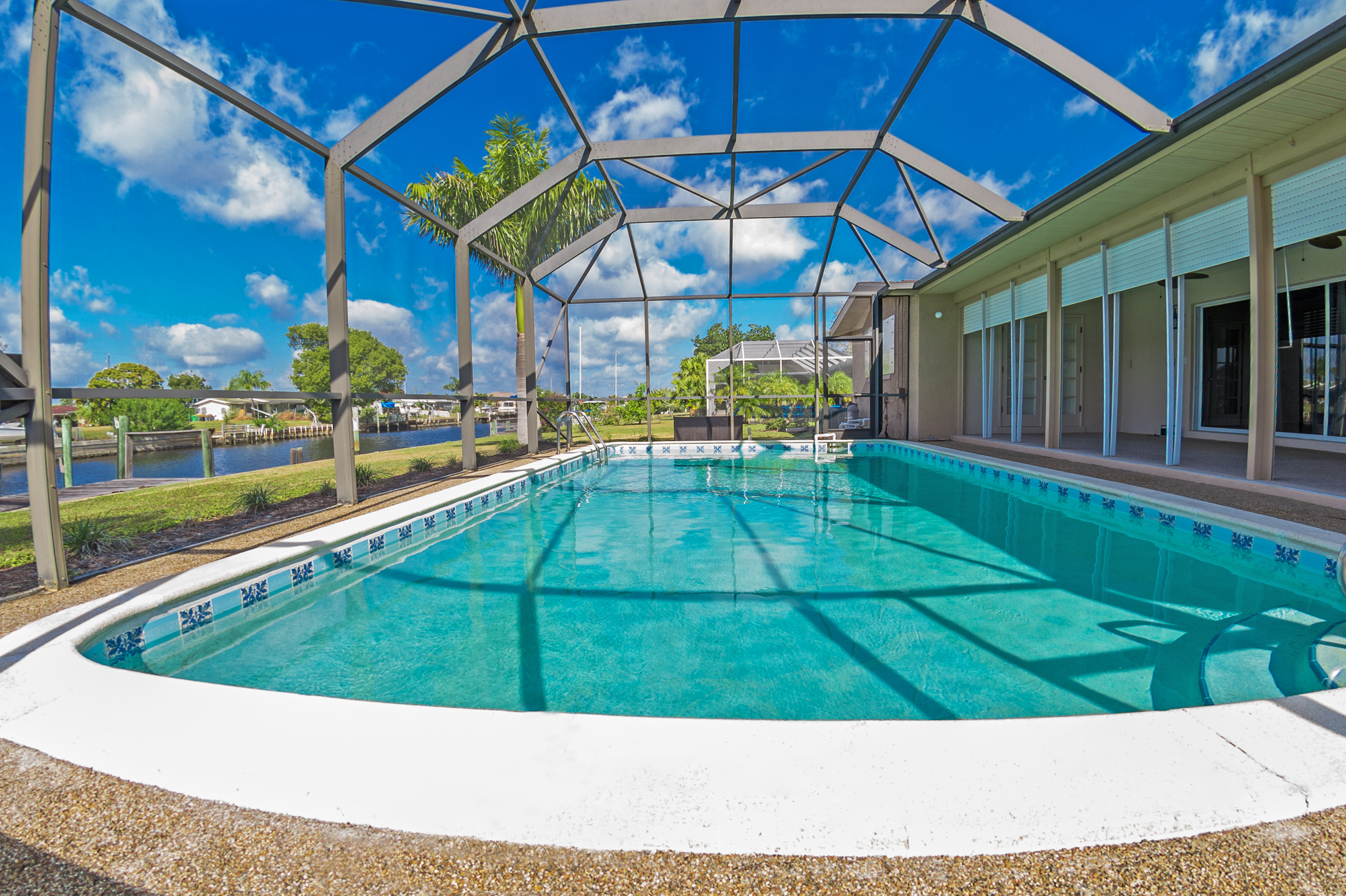 Cape Coral Waterfront Homes Under 300k
