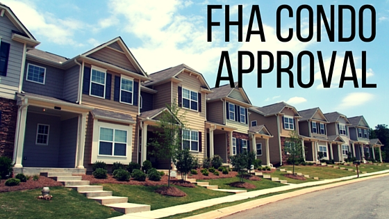 FHA-Approved Condominium Projects