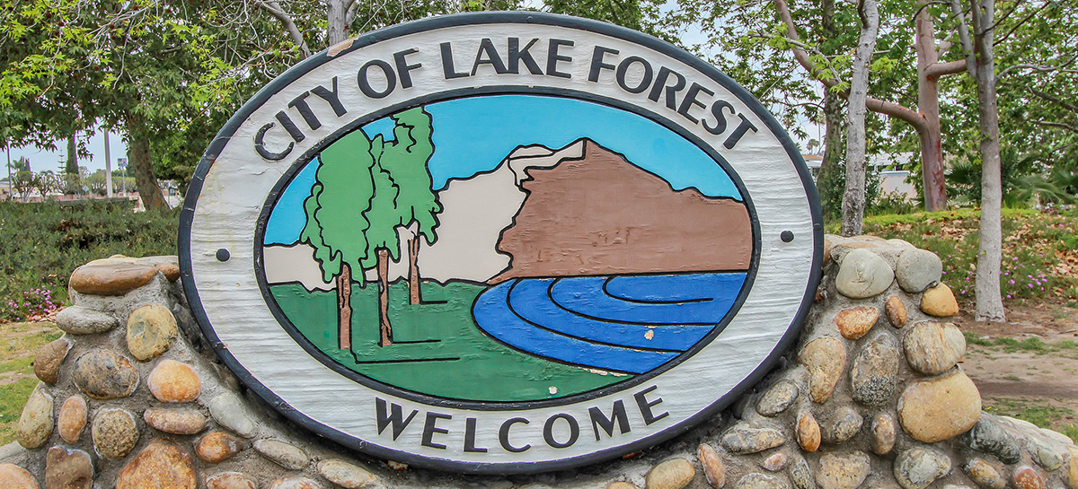lake forest homes for sale