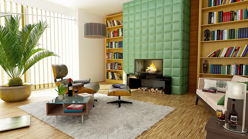 Menard Johnson Real Estate Home Color