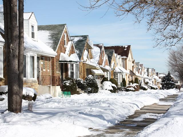 Winterize Chicago Home