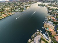 Canyon Lake Aerial View