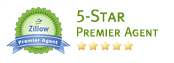 Justin Bevins 5 Star Zillow Reviews