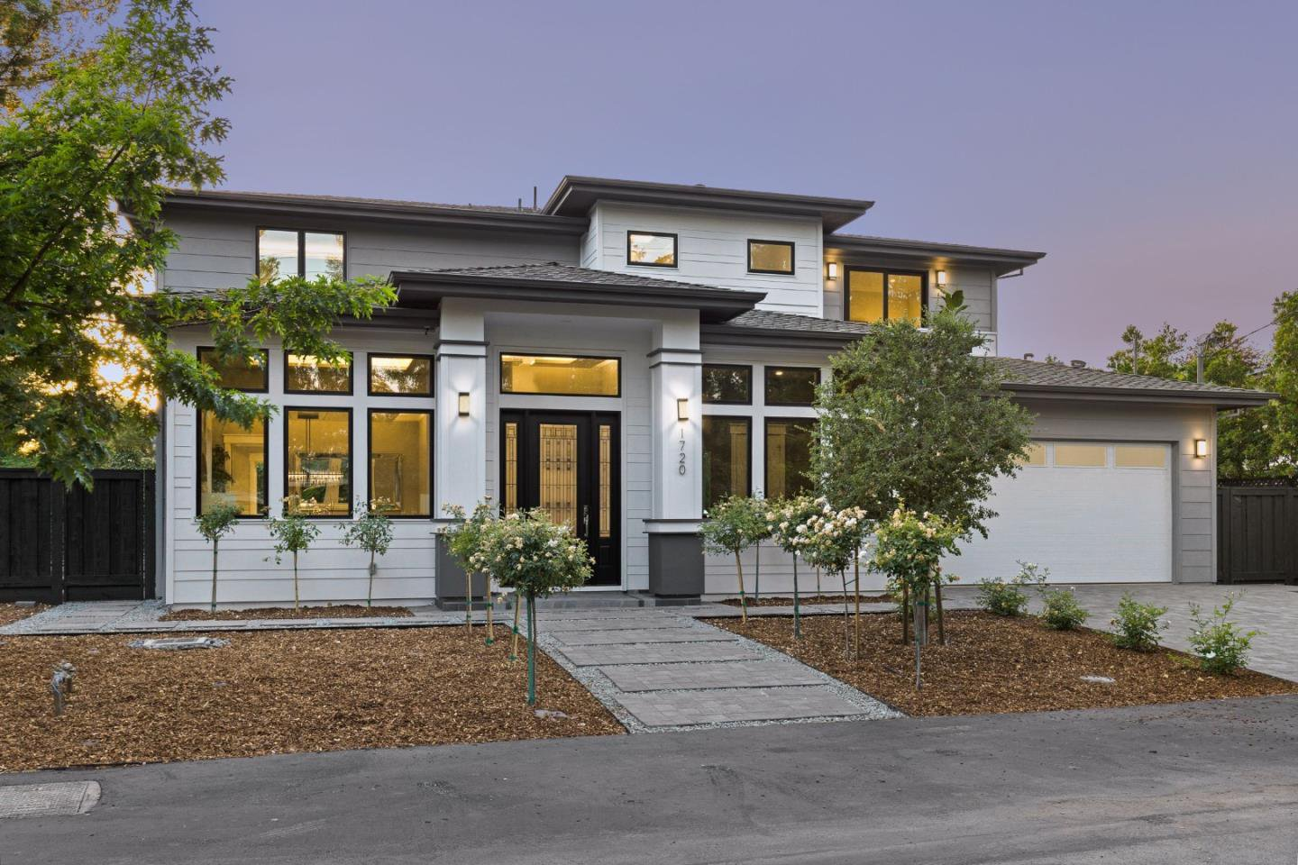 New Home in Central Menlo Park For Sale
