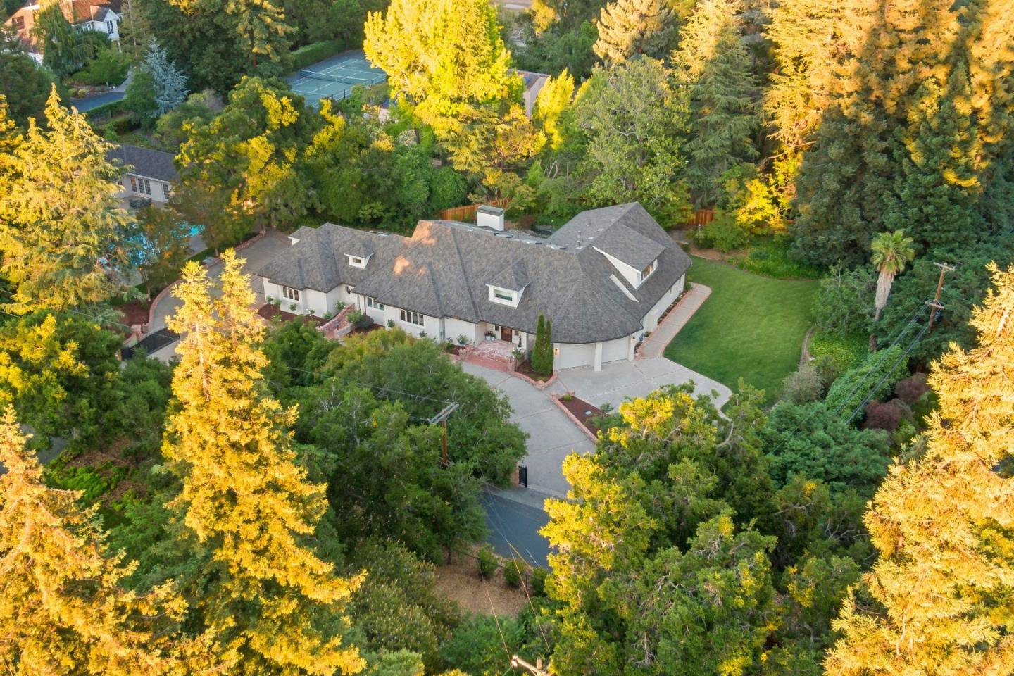 Atherton Home For Sale