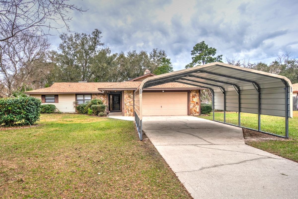 632 N Pompeo Avenue, Crystal River - home for rent