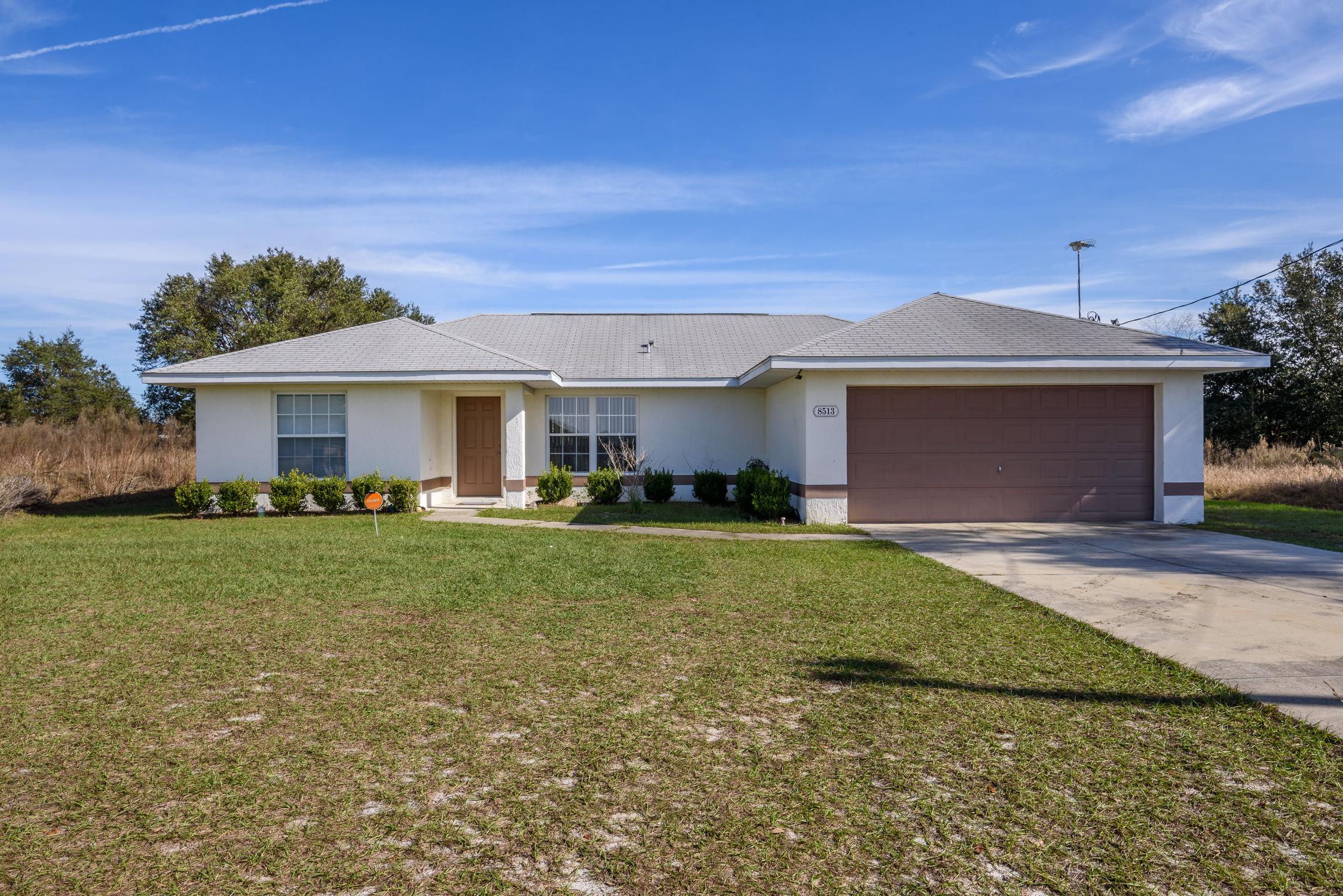 8513 Juniper Road Ocala - home for sale