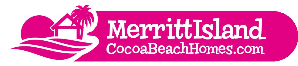 MerrittIslandCocoaBeachHomes.com Logo