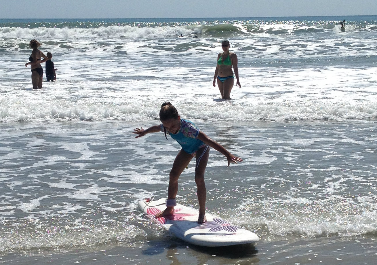 Ash Surfing