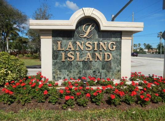 Lansing Island