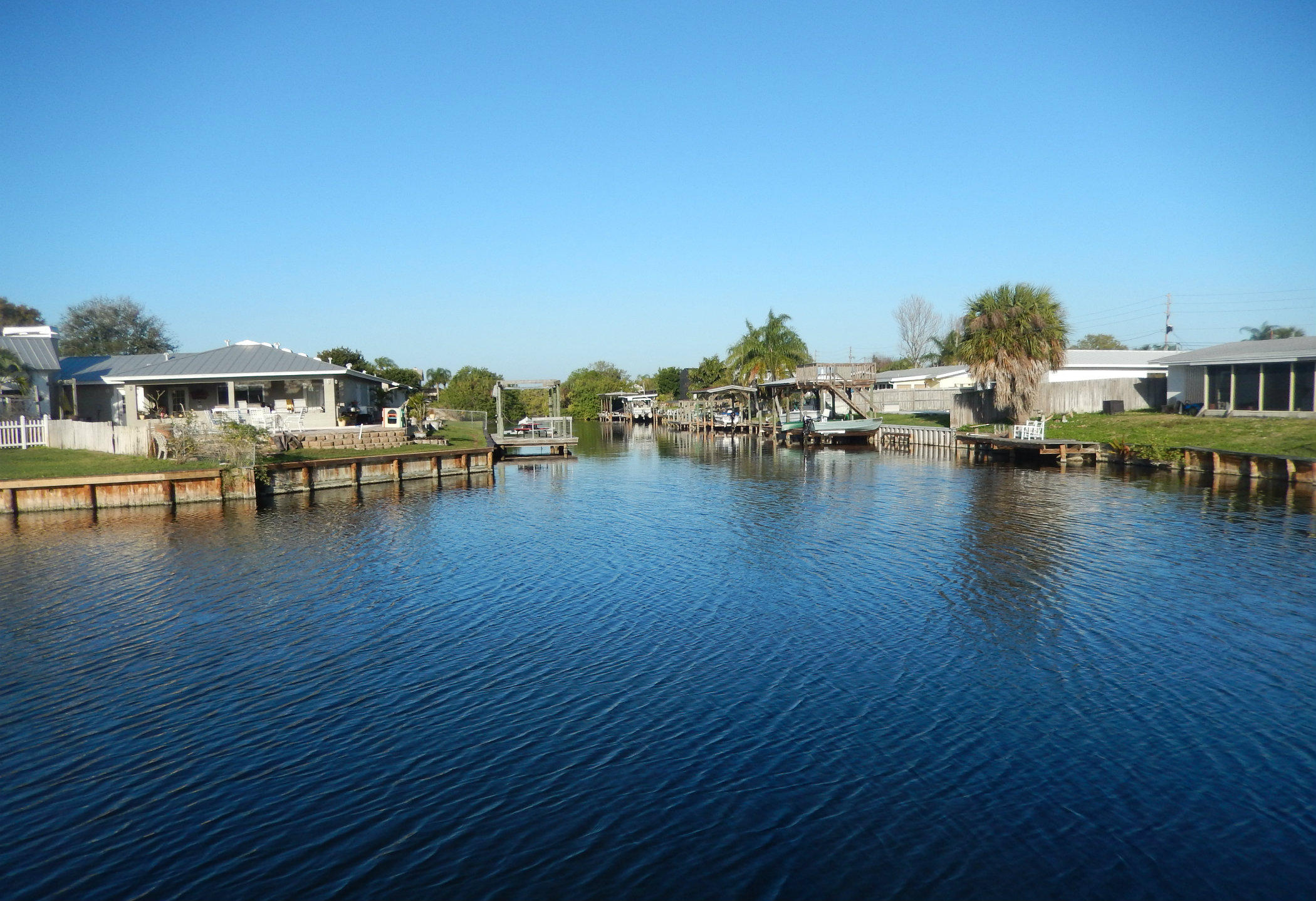 merritt-island-waterfront-px Palm Harbor Village on bradenton village, florida village, sunrise village,