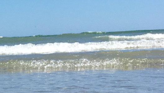 Ocean Clear Day