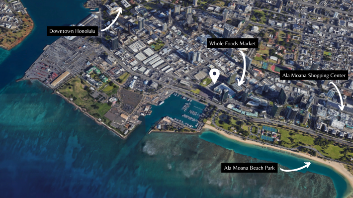 Koula Condo Honolulu