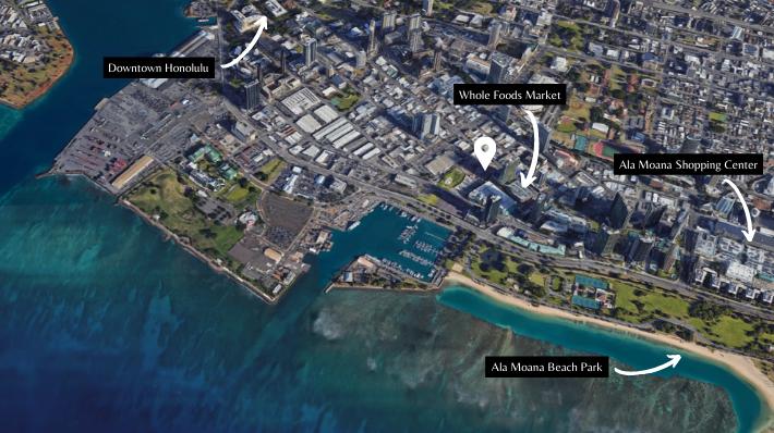 Aalii Condos Honolulu