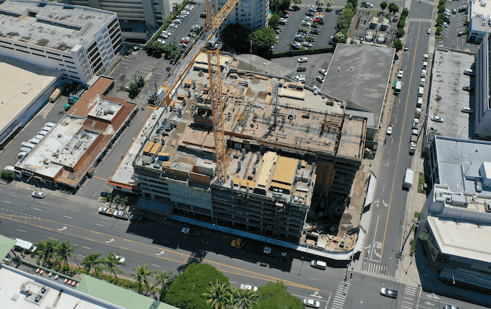 Azure Ala Moana April 2020