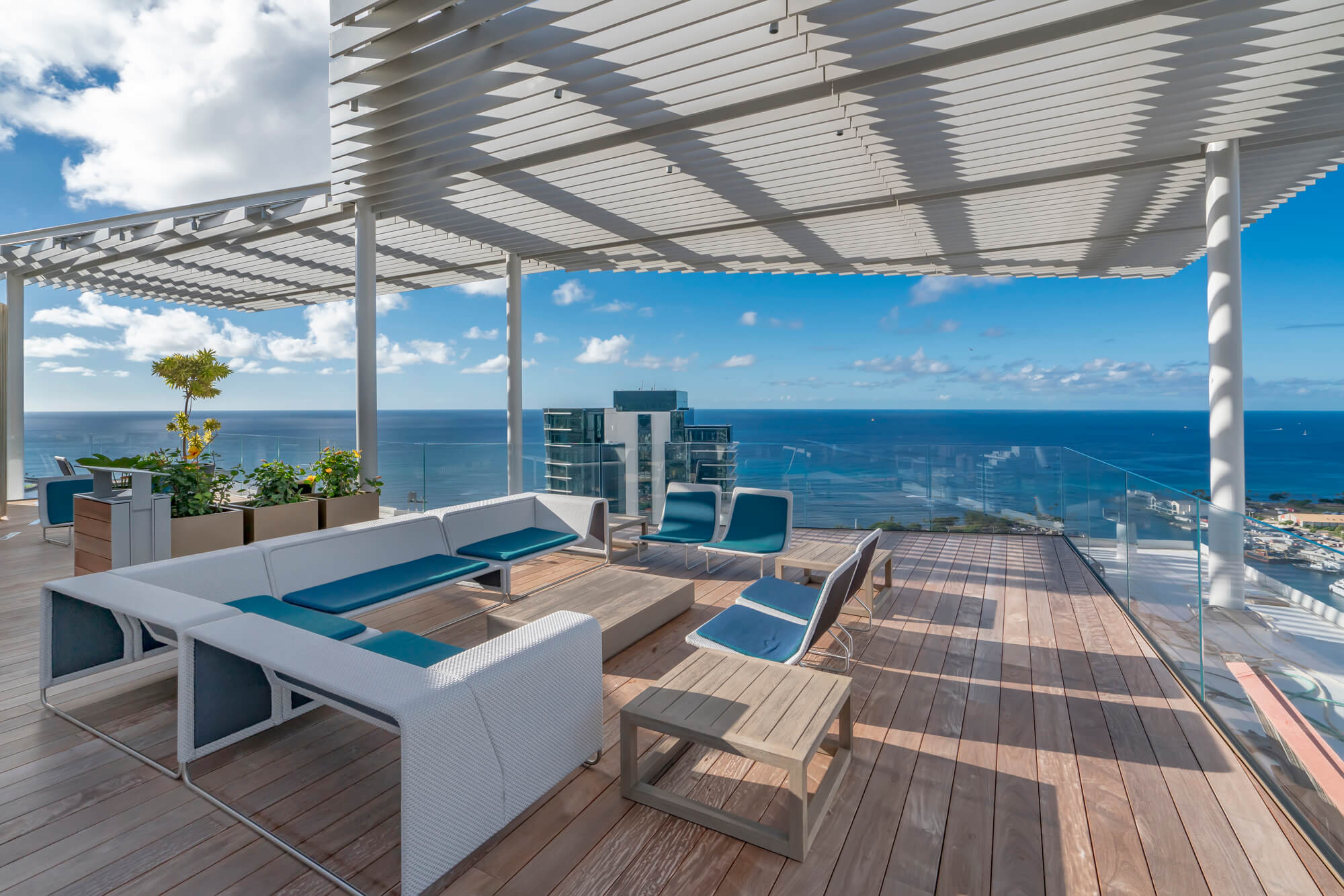 Ae'o Roof top Deck