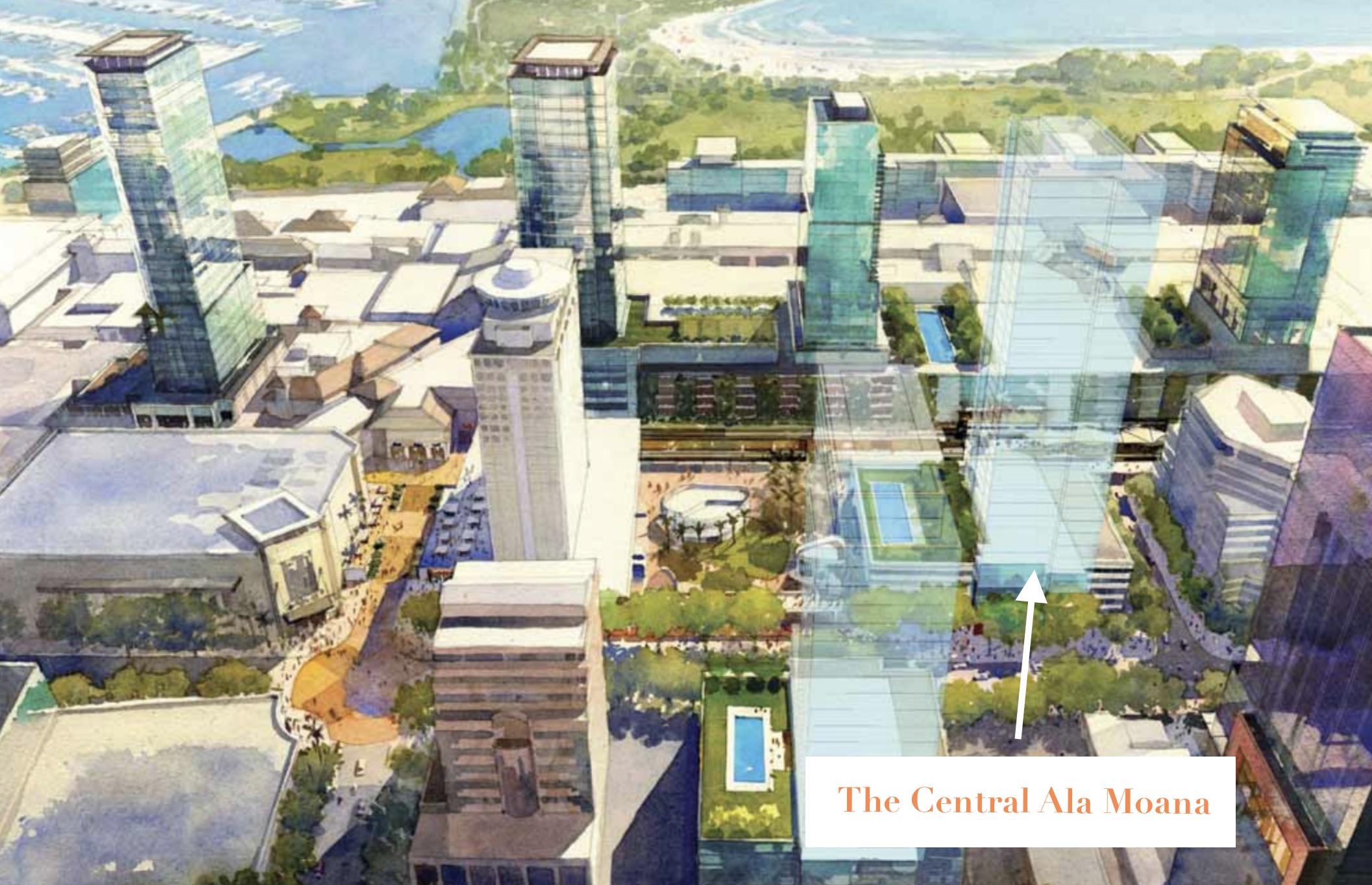 The Central Ala Moana