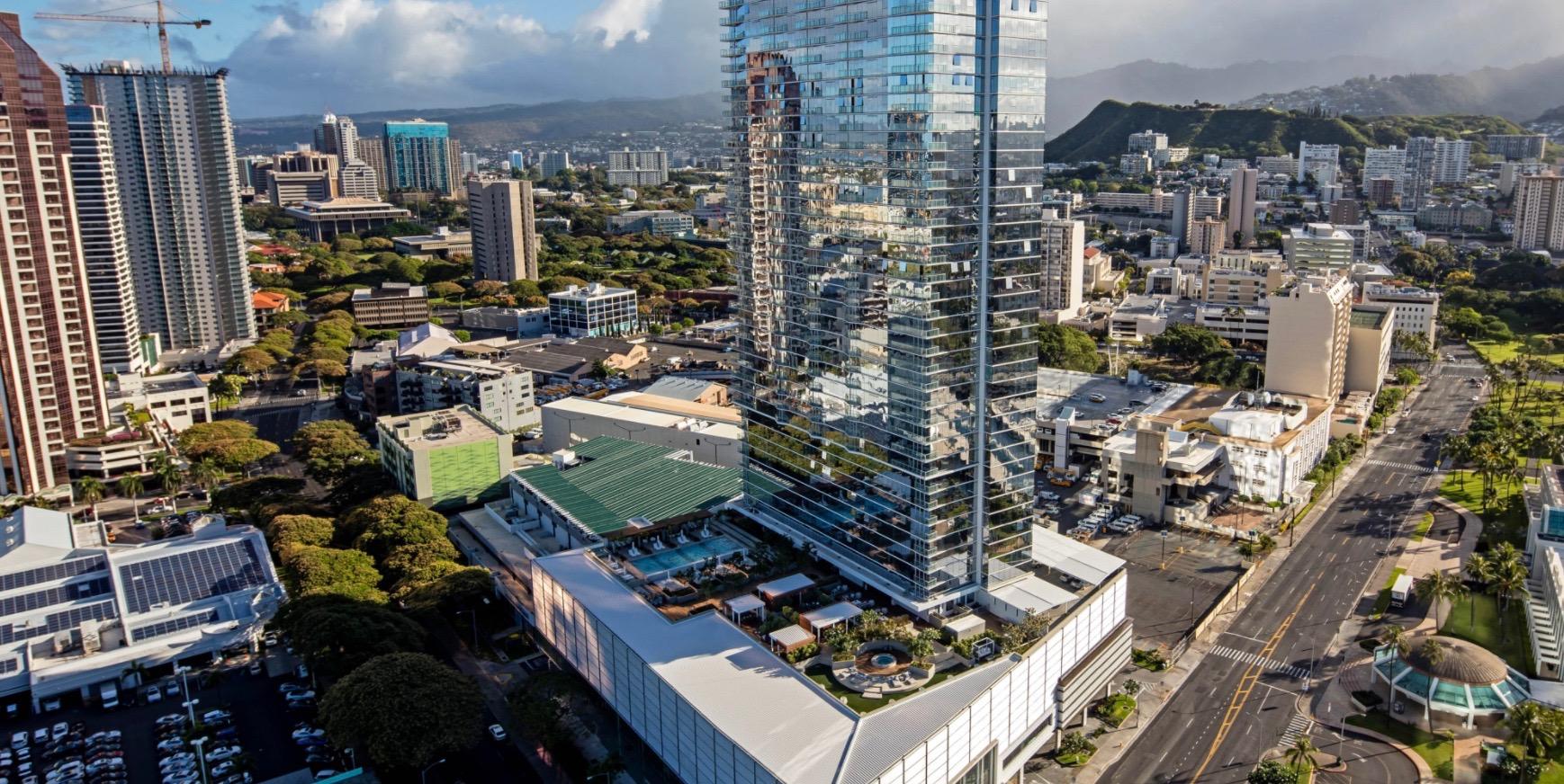 The Symphony Honolulu Floor Plans Active Listings Video