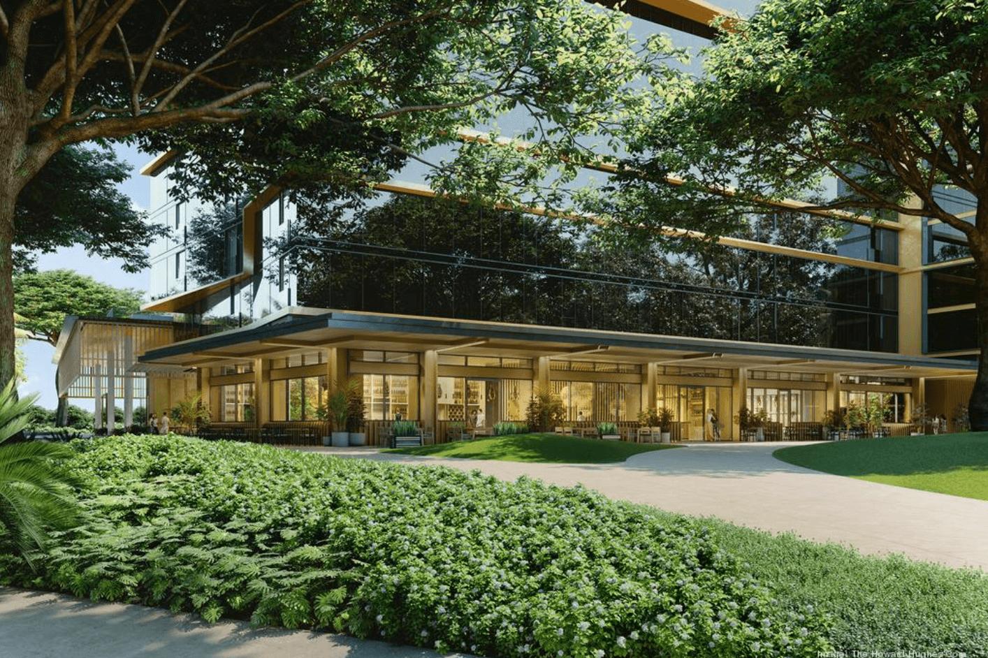The Park on Ward