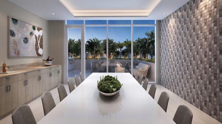 Sky Ala Moana Dining Room