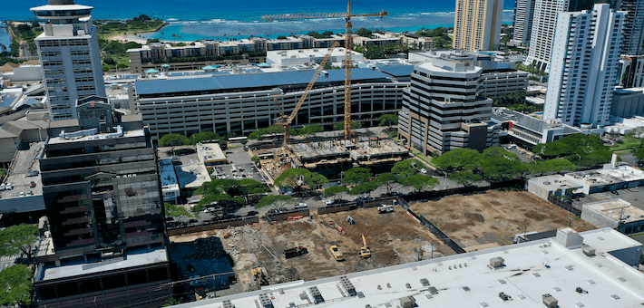 The Central Ala Moana, Sky Ala Moana April 2020 Construction Update