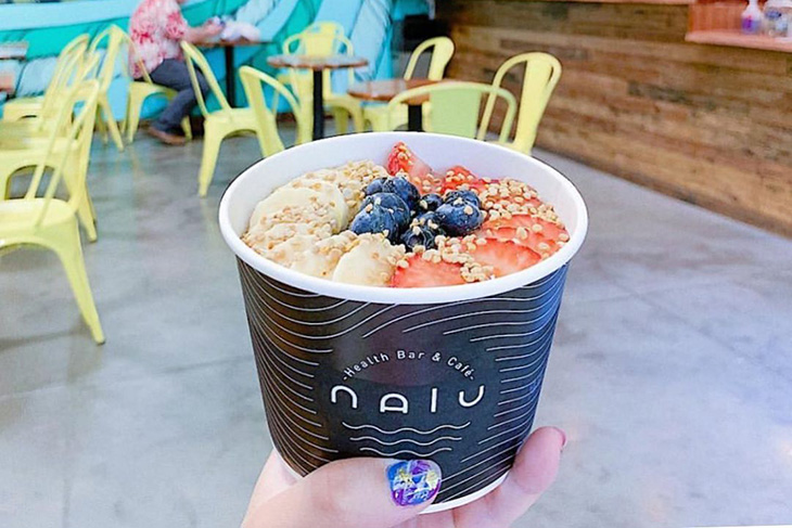 Nalu Health Bar Bowl