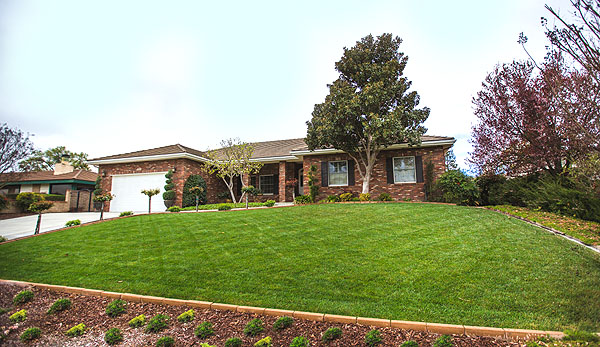 Homes in east Paso Robles