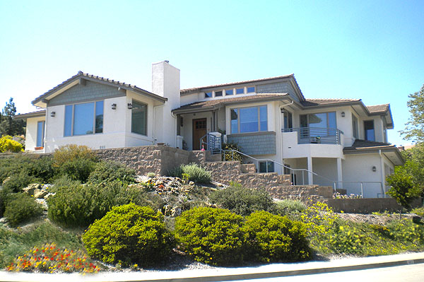 Homes in Ferrini Heights, San Luis Obispo