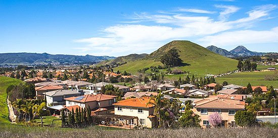 Homes in the Arbors, San Luis Obispo