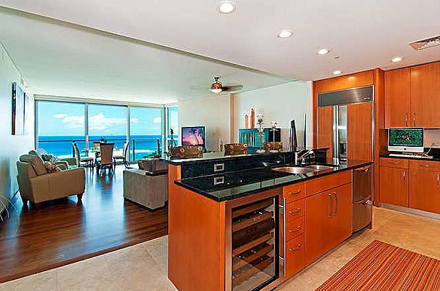 Hokua luxury condos hawaii real estate for How much to build a house in hawaii