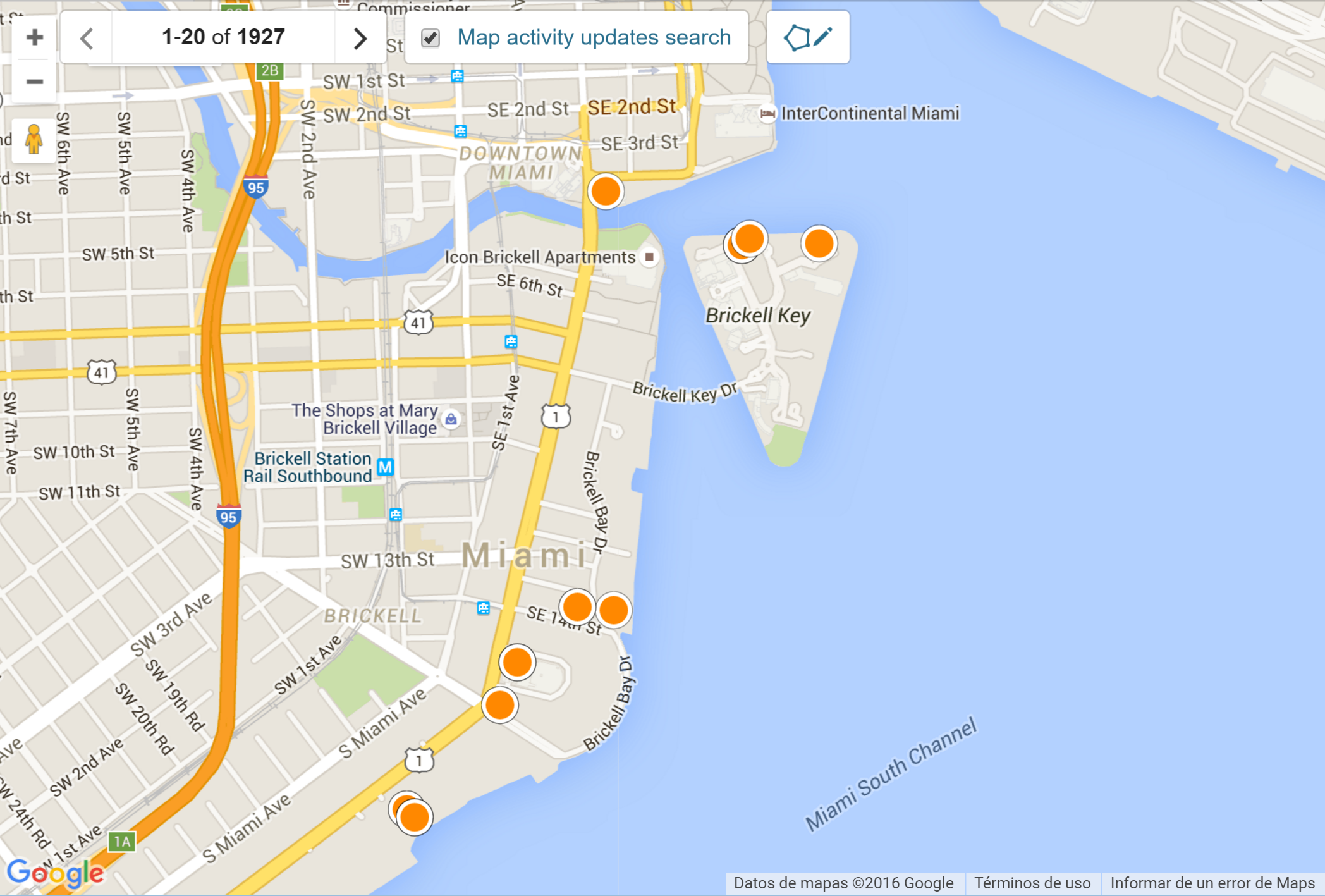brickell easy real estate search- fastest way to find all