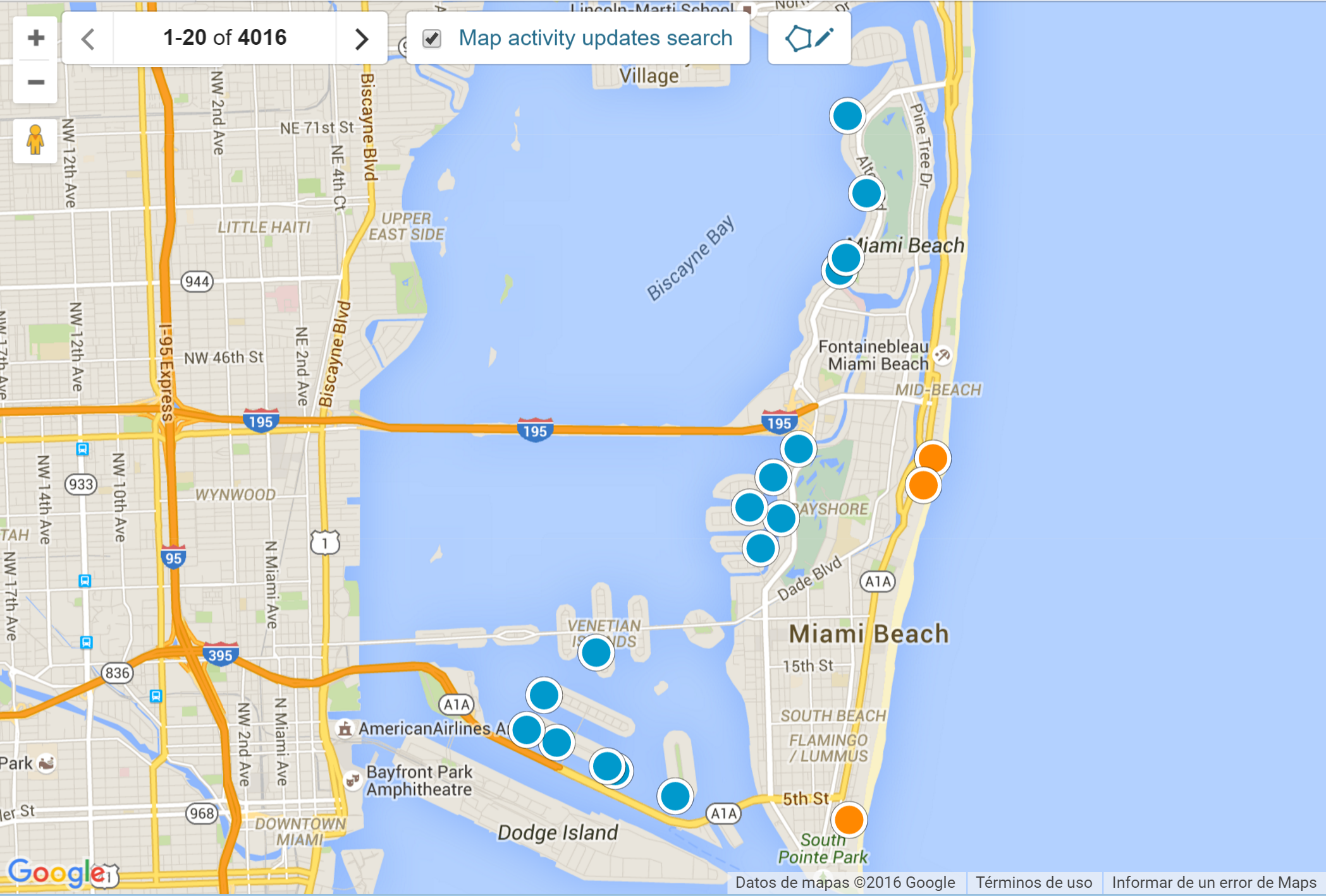 miami beach easy real estate search- fastest way to find