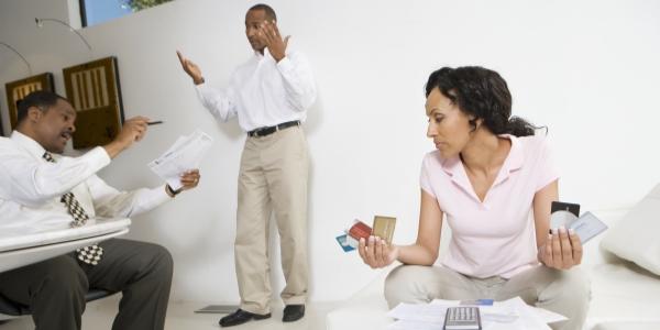 Bad Credit Stress