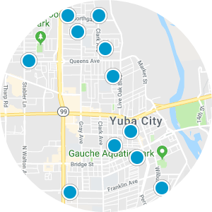 Yuba City Real Estate Map Search