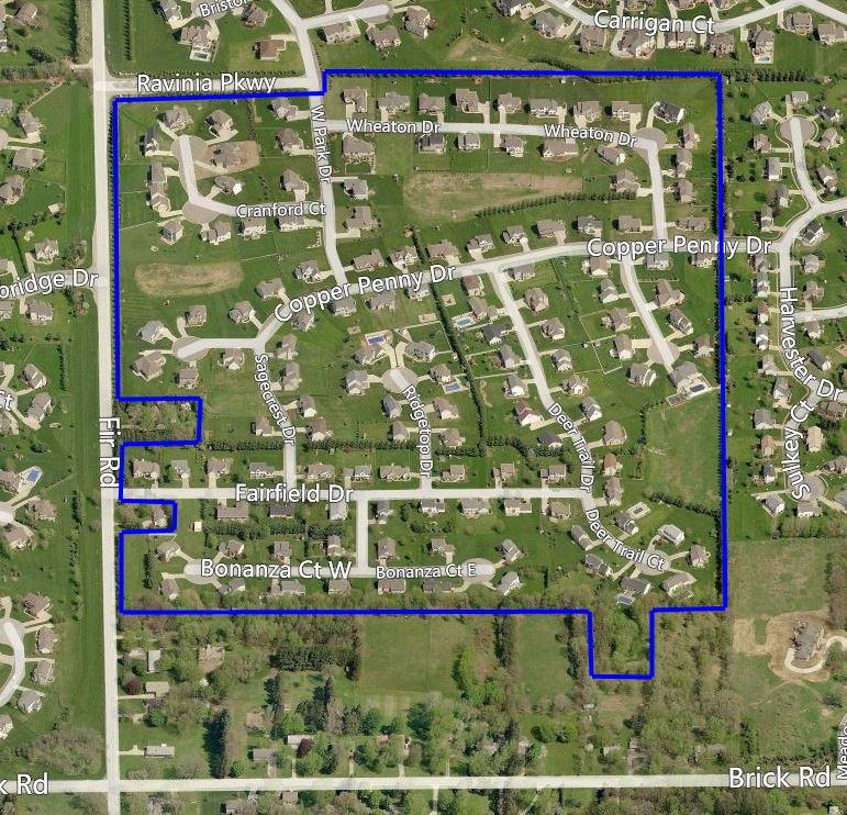 Partridge Creek Real Estate Listings: Fairfield
